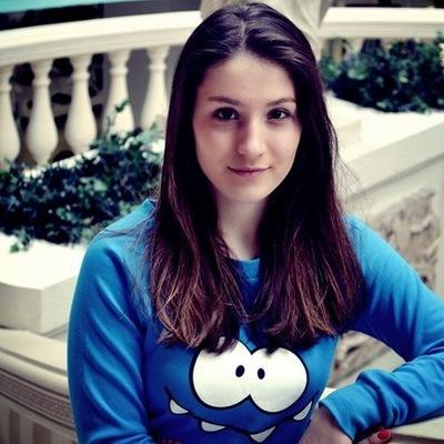 Анастасия Русланова, 12 ноября , Киев, id48913211