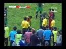 Aggressive Player Pieter Rumaropen Hits Refere In the FACE Raya 2-1 Persiwa 2142013