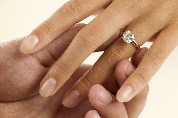 Поверьте, кольцо на ухоженной