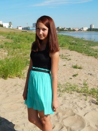 Анна Елина, 9 декабря 1990, Краснодар, id222134285
