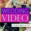Видеооператор свадебное видео