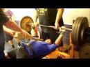 Bryan L. Walter - Single Ply Powerlifting Bench Press Training 51113 @ KPG