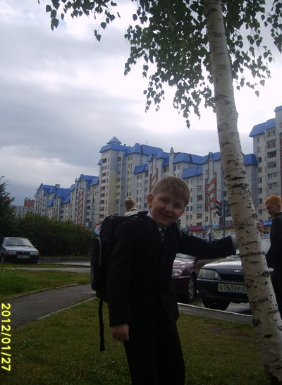 Константин Сайгушев, 10 февраля , Новочебоксарск, id96691294