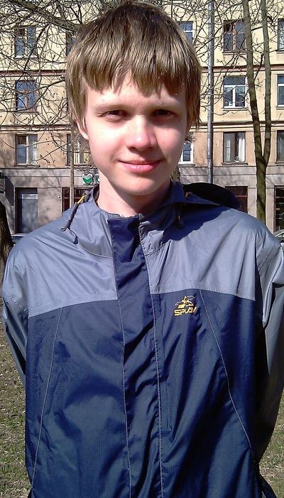 Никита Морозов, 24 апреля 1995, Санкт-Петербург, id123991430