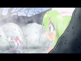 Namiuchigiwa no Muromi-san/ Пляжные приключения Муроми - 13 серия [озв.Mustadio][END]