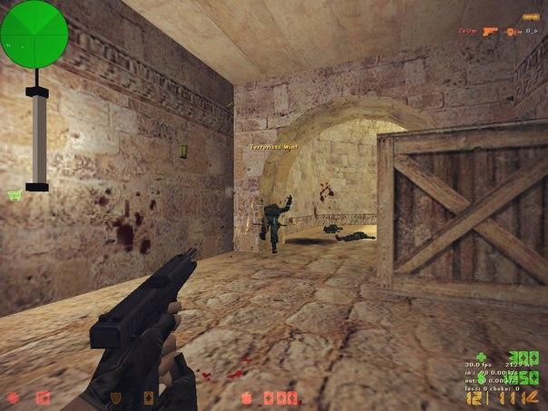 Мемы CS: зачем вы простреливаете стены глоком? Мемы CS: играл в CS с ботам