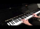 Coldplay - Don't Panic (piano cover) improved version