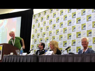 IDW X-Files Panel - San Diego Comic Con 2013 - Part 2