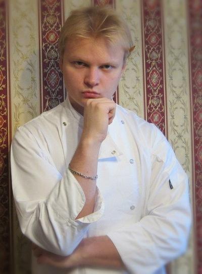 Сергей Матвеенков, 14 июня 1988, Санкт-Петербург, id192091395