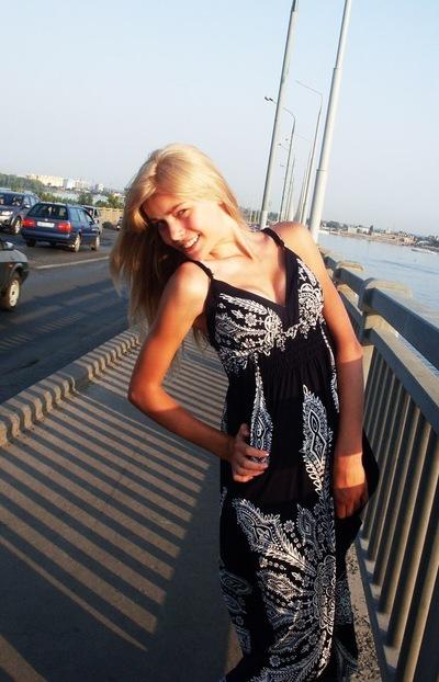 Анастасия Крон, 26 августа 1988, Луганск, id167558796
