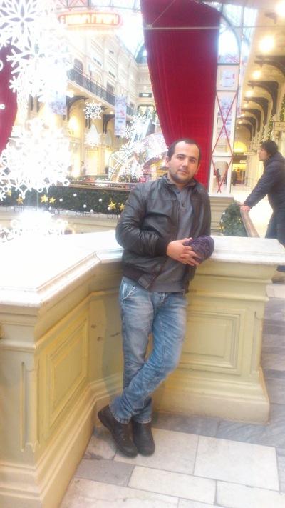 Самир Заза, 15 января 1993, Москва, id142485201