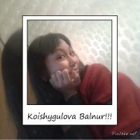 Balnura Koishygulova, 18 марта , Самара, id182329154