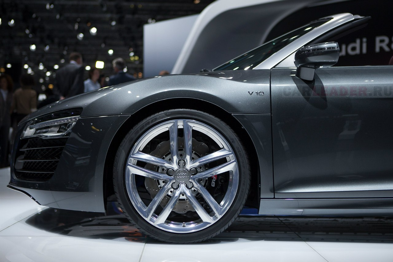 Audi R8 2012