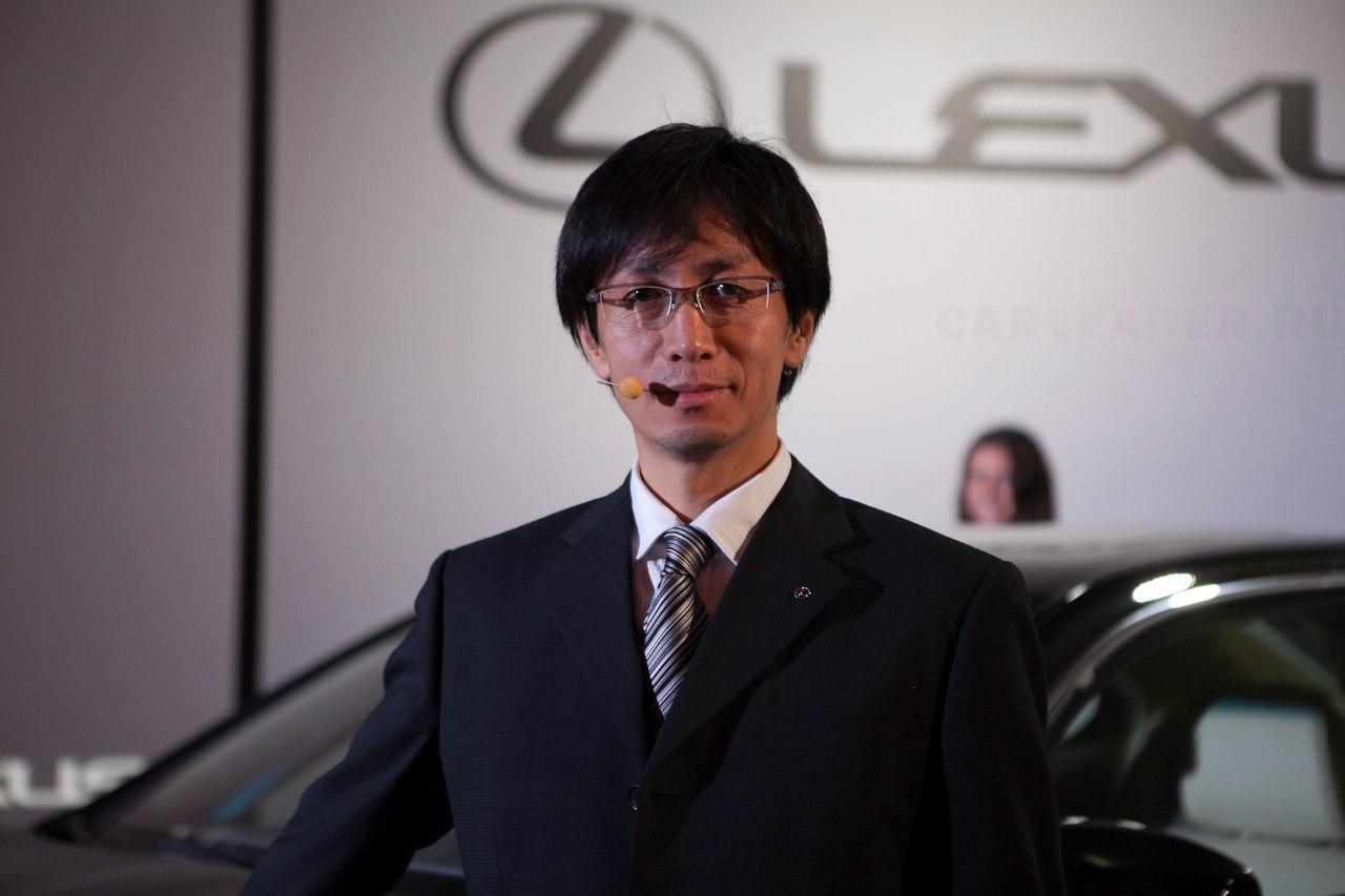 Сатору Осака Lexus