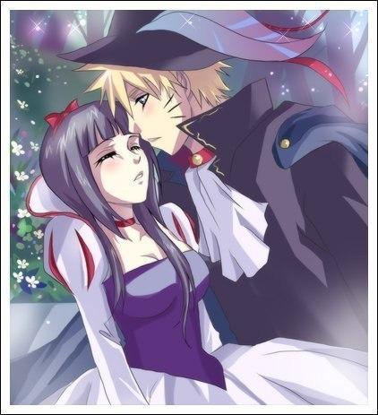 romance sleeping beauty hinata hyuga dattebayo