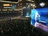 Новогодний концерт в Грузии ТВ 'Имеди'  часть 2