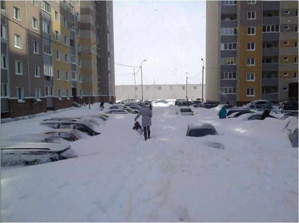 про погоду, про весну, пришла зима