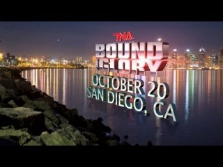 Bound For Glory: October 20 in San Diego, CA
