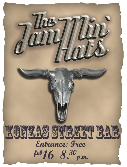 16.02 The JamMin' Hats - KonZas str.