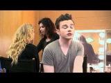 Glee 3D Movie: On the Road - Kurt (Chris Colfer, Darren Criss, Heather Morris)
