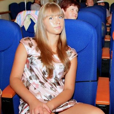 Ксюша Трофимова, 9 июля , Москва, id209246013