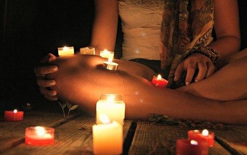 Магия свечей.   Ритуал «Ритм жизни» 4NDiXLTEWvg
