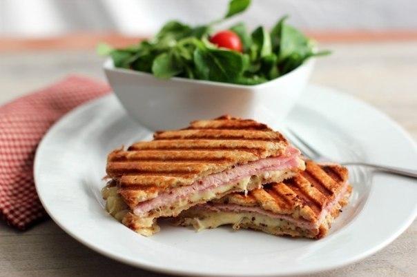 Бутерброд по-итальянски, или просто ПАНИНИ