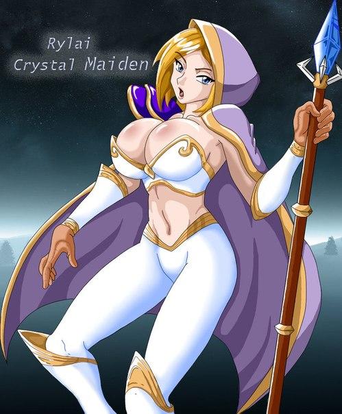 kristal-meyden-golaya
