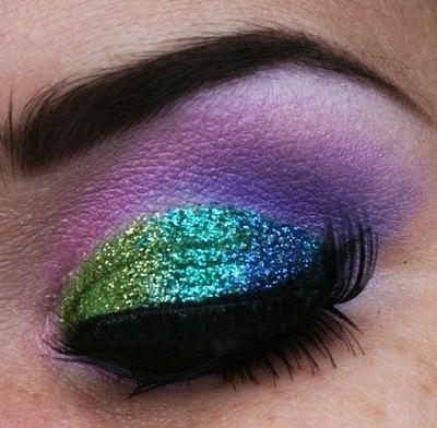 Идеи для макияжа E_Ux2-gAppE