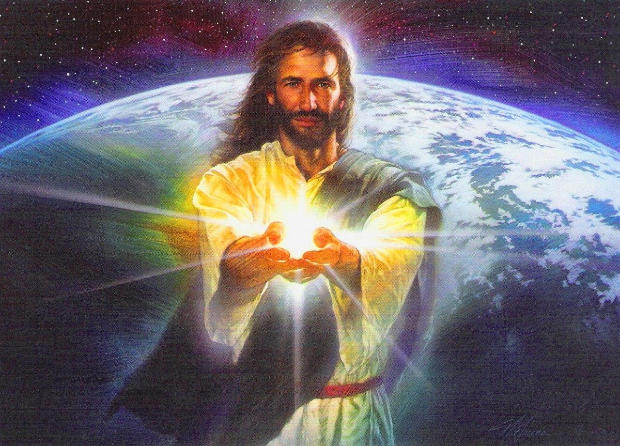 Картинка от которой видишь иисуса христа