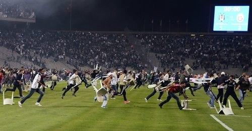 Бешикташ, высшая лига Турция, болельщики