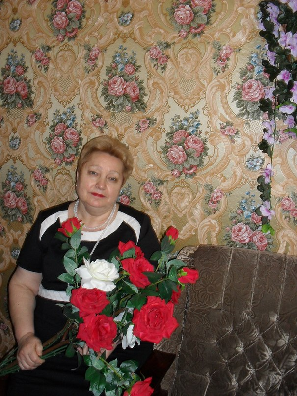 Валентина токарева знакомства