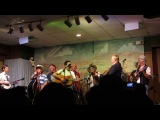 Marcus Mumford plays with bluegrass legends Byron Berline &amp T Bone Burnett