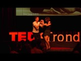 Love to dance, dance to love: Nils Tangvik at TEDxTrondheim