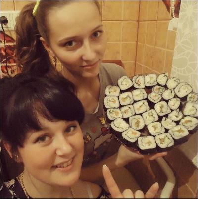 Екатерина Шарова, 15 декабря 1989, Новосибирск, id35127728