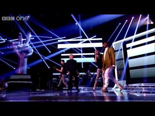 The Voice UK 2013 - Coach Performance - Tom Jones, Jessie J, Danny O'Donoghue & Will.I.Am