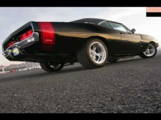 Dodge Charger R/T 69'.