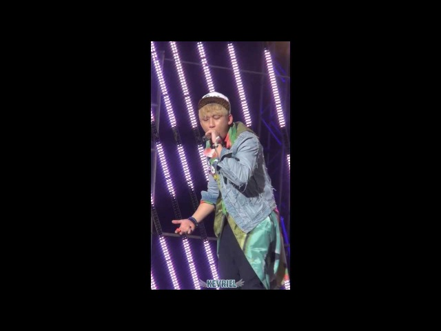 [FANCAM] 130525 MBC희망드림콘서트_Party all the time (UKISS AJ)