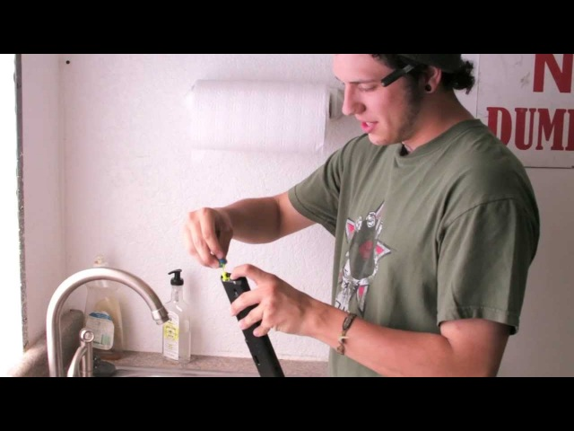 How to Clean Your Zetamag (20-round TPX paintball/first strike magazine) by HustlePaintball.com