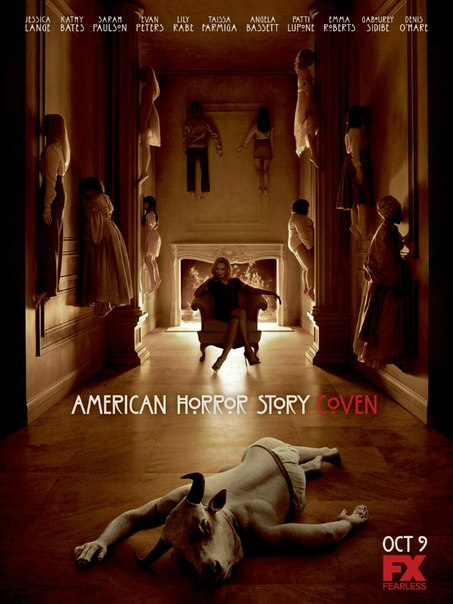 Американская история ужасов ( American Horror Story) , 2011