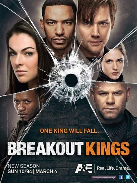 Короли побега / Breakout Kings , 2011