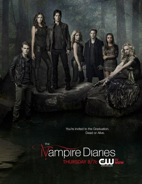 Дневники Вампира  ( The Vampire Diaries) , 2009