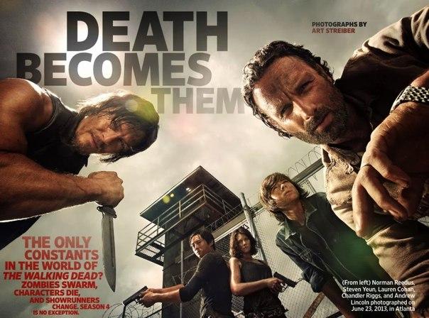 Ходячие мертвецы ( The Walking Dead)