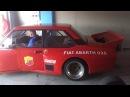 Fiat Abarth 131 Prototype SE031 1975 Bertone Fiat 131 035 ABARTH VOLUMETRICO COMPETIZIONE