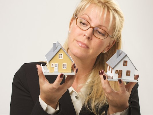 Как выбрать место для покупки жилья