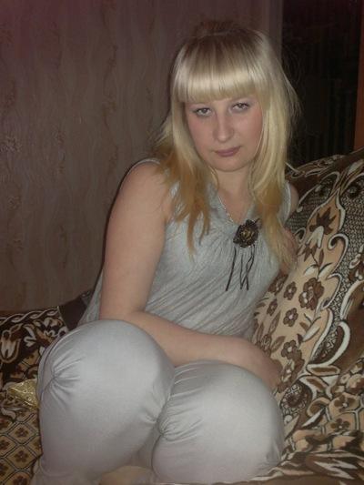 Мария Васянина, 26 сентября 1994, Пенза, id206344535