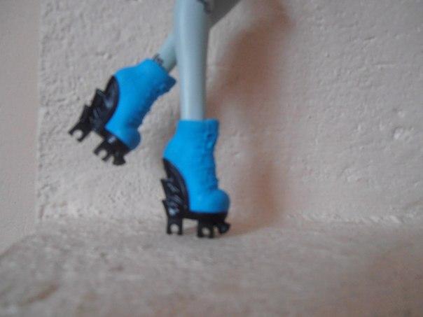 Обувь для кукол монстер хай
