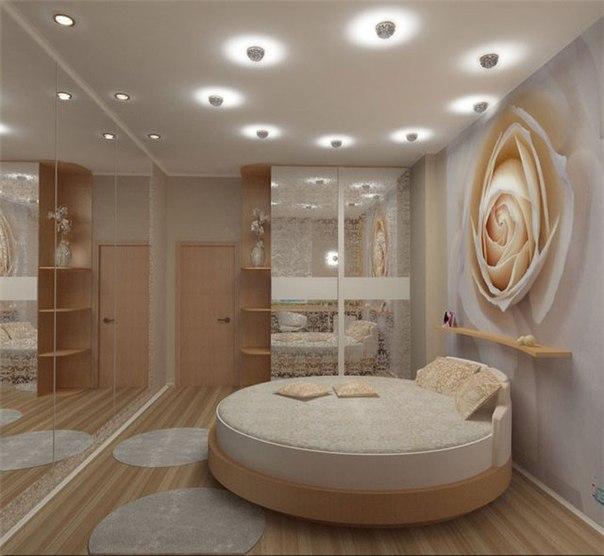 Фен шуй спальни.  Каждая вещь - составляющая общей энергетики дома, привносящей определённые качества от которых...