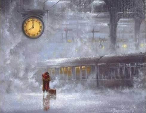 Кохання помирає на вокзалах