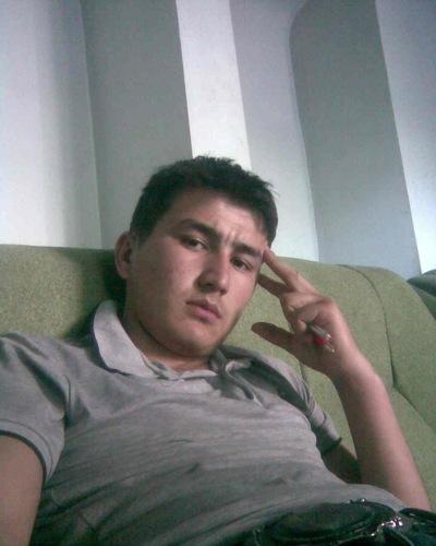 Ziyodullo Halimjonov, 1 сентября 1994, Самара, id208505633